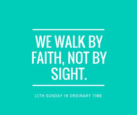 11th Sunday OT